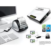 Κάρτα δικτύου ετικετογράφων DYMO WRITER LW Print Server