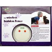 Ηλεκτρονικός ασύρματος φράχτης σκύλου - Petrainer P-007