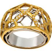 Δαχτυλίδι Κ18 με Διαμάντι, 014407