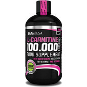 Biotech USA L-Carnitine Liquid 100000 500ml