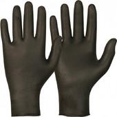 Γάντια νιτριλίου μιάς χρήσης