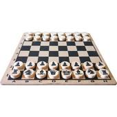 Nireas Ξύλινο Σκάκι-Ντάμα Reverse 3 in 1 (271)