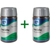 Quest Green Coffee Extract 200mg 2x90s