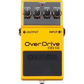 BOSS OD-1X OVERDRIVE SPECIAL EDITION ΠΕΤΑΛ