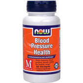 NOW FOODS BLOOD PRESSURE HEALTH with MEGANATURAL-BP (90 ΚΑΨΟΥΛΕΣ)