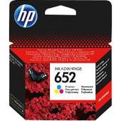 HP 652 Tri-Colour F6V24AE