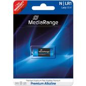 MediaRange Premium αλκαλική μπαταρία Lady N LR1 1.5V Pack 1- MEDIARANGE
