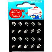 Milva Nails Διακοσμητικά Strass Νυχιών