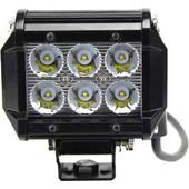 Προβολέας Αυτοκινήτου 18W με 6 λάμπες LED, AT003100 - OEM - 00011583