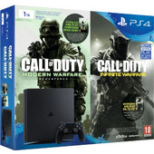 Sony PlayStation 4 Slim 1TB Bundle