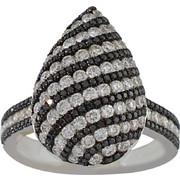 Δαχτυλίδι 18Κ με Διαμάντια