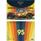 Cars Neon Φάκελος Κουμπί PP (341-51580)