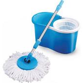 Σφουγγαρίστρα με Περιστρεφόμενο Κάδο Easy Spin Mop 360