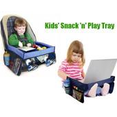 Δίσκος - Τραπεζάκι Για Παιδιά Play n Snack Tray - OEM - 001.3850