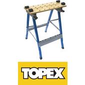 TOPEX 07A420 Πτυσόμενος Πάγκος εργασίας