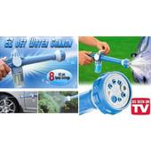 Ισχυρό Πιεστικό Νερού με δοχείο σαπουνιού - TV - 00003842