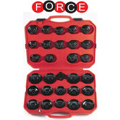 FORCE 61917 σετ φιλτρόκλειδα κούπα 30 τεμαχίων