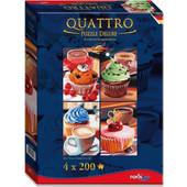 Noris Παζλ 800 Quattro Cupcake (606038018)