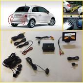 kit parking sensor 4 - TFT 4, 3&quot