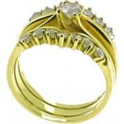 viadoro Χρυσό δαχτυλιδι