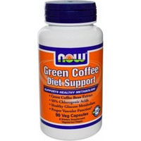 Now Foods Green Coffee Diet Support 90s