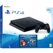 Sony PlayStation 4 Slim 500GB Bundle