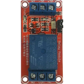 1-Channel Relay Board, Opto Isolated, High/Low Trigger