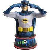 """BATMAN - BATMAN 1966 """"BATUSI"""" BUST COIN BANK (20cm) 699788103128"""