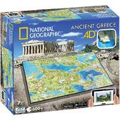 Παζλ 4D Civilizations Ελλάδα-600 Κομμάτια (61002)