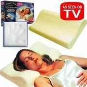 Ανατομικό Μαξιλάρι Memory Foam Pillow για Σωστή Στάση Σώματος και Άνετο Ύπνο - Memory Pillow - 00004849