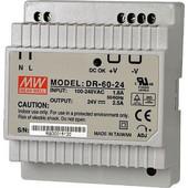 60W 24V/2.5A DIN Rail Power Supply