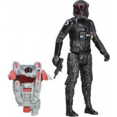 HASBRO STAR WARS THE FORCE AWAKENS ARMOR PACK MINI FIGURE - FIRST ORDER TIE FIGHTER PILOT ELITE (B6590)