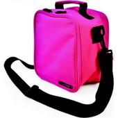 Τσάντα ισοθερμική μεταφοράς φαγητού ροζ Lunchbag Basic IRIS 9236-TX