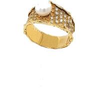 Δαχτυλίδι Xρυσό 18 Καράτια Χειροποίητο