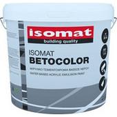 Ακρυλικό τσιμεντόχρωμα για εξωτερική χρήση ISOMAT BETOCOLOR