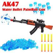 Water Bullet PaintBall Gun AK47