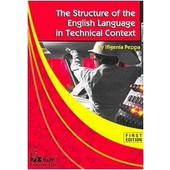 The Structure of the English Language in Technical Context