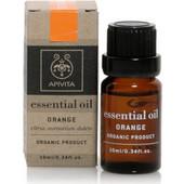 Apivita Essential Oils Αιθέριο Έλαιο Πορτοκάλι 10ml
