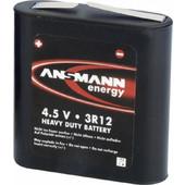Ansmann 3R12 flat battery