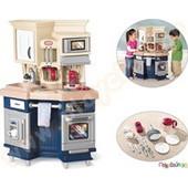Παιδική Κουζίνα Super Chef μπλε Little Tikes 614873