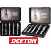 DEKTON DT65920 Σετ εξαγωγής βιδών