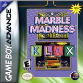 Marble Madness Klax Gameboy
