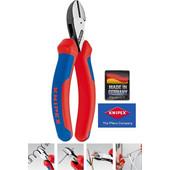 Knipex 73 02 160 Συμπαγής μηχανουργικός πλαγιοκόφτης