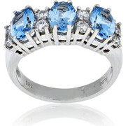 Δαχτυλίδι Κ14 με Ζιργκόν, 003273