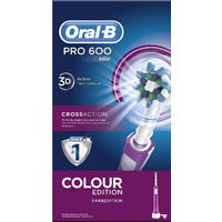 Braun Oral-B Professional Care 600 Colour Edition Pink