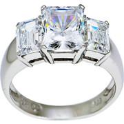 Δαχτυλίδι Κ14 με Ζιργκόν, 003178