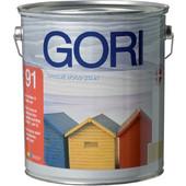 Το νέο υδατικής βάσης GORI 91 προστατεύει τα ξύλα σας και σχεδόν όλες τις άλλες επιφάνειες GORI
