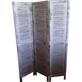 Ξύλινο παραβάν etoile κωδ ΒΒ-894A