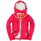Body Action Girls Quilted Jacket (072604) 072604-11B