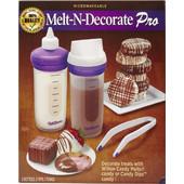 Σετ Διακόσμησης Ζαχαροπλαστικής - Melt-N-Decorate Pro